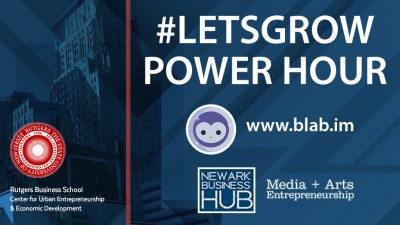 #LETSGROW Power Hour on Blab